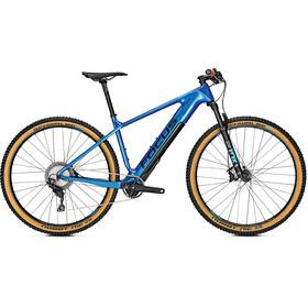 FOCUS Raven² 9.8 Elcykel MTB Hardtail blå